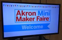 Akron-Summit County Public Library - Akron Mini Maker Faire