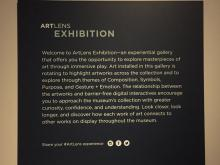 ArtLens Exhibition - An experiential gallery that puts you into conversation with masterpieces of art