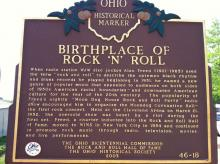 Cleveland Birthplace Of Rock 'N Roll