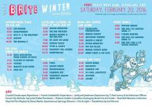 Brite Winter 2016 Schedule