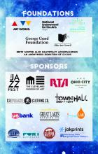 Brite Winter's  Foundations Supporters and Sponsors
