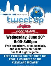 June 20, 2012 is the next @ClevelandDotCom #CleTweetUp!