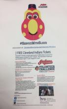 Free Cleveland Indians Tickets from BVU!