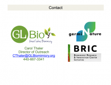 GLBio Contact Information