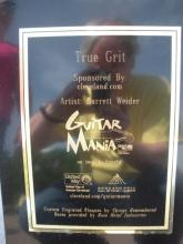 Photo 1: @GarrettWeider  - GuitarMania: True Grit