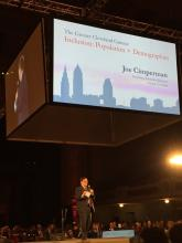 Inclusion: Population + Demographics: Joe Cimperman, Incoming President, Global Cleveland