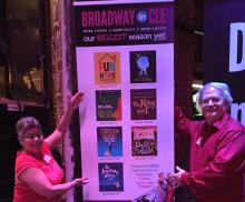 Julie & Stuart - PlayhouseSquare's 2016-2017 KeyBank Broadway Series