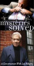 Mysteries Solved: A Conversation With Les Roberts