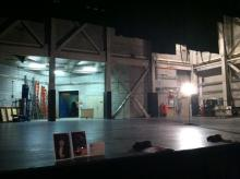 Cleveland Play House's Allen Theatre Stage