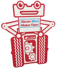 Akron Mini Maker Faire 2016 Robot