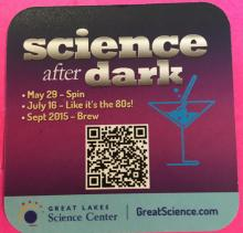 Science After Dark - Future Dates
