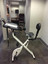 Unique FitDesk at StartMart