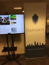 Flashstarts is a Cleveland-based business startup accelerator
