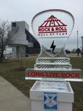 Rock & Roll Hall of Fame Ice
