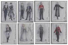 "Sweeney Todd ""Steampunk"" Style Costumes"