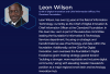 Leon Wilson, Chief of Digital Innovation and CIO